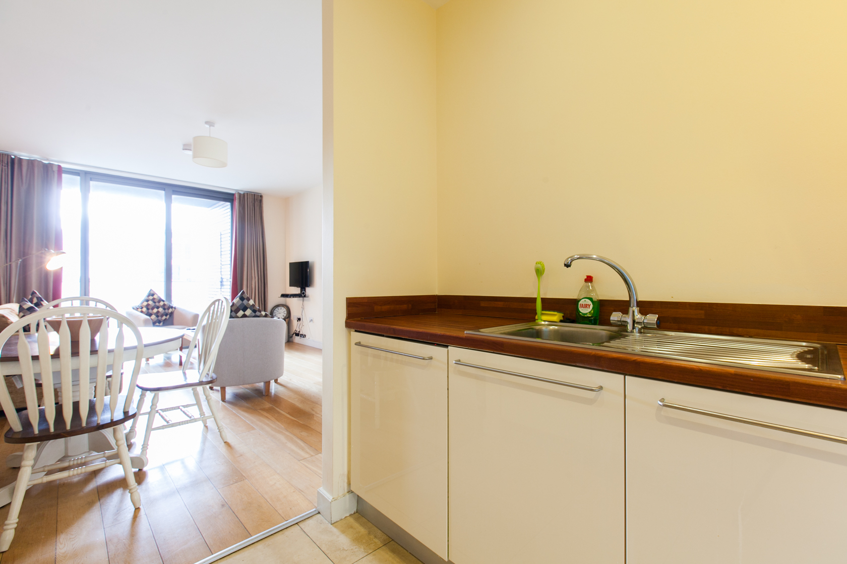 Dining room at The Forum Sandyford Apartment, Sandyford, Dublin - Citybase Apartments