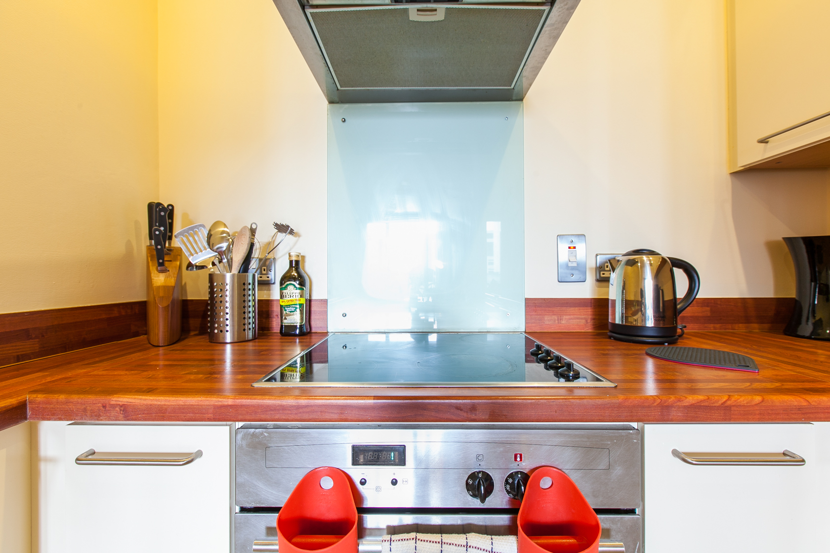 Oven at The Forum Sandyford Apartment, Sandyford, Dublin - Citybase Apartments