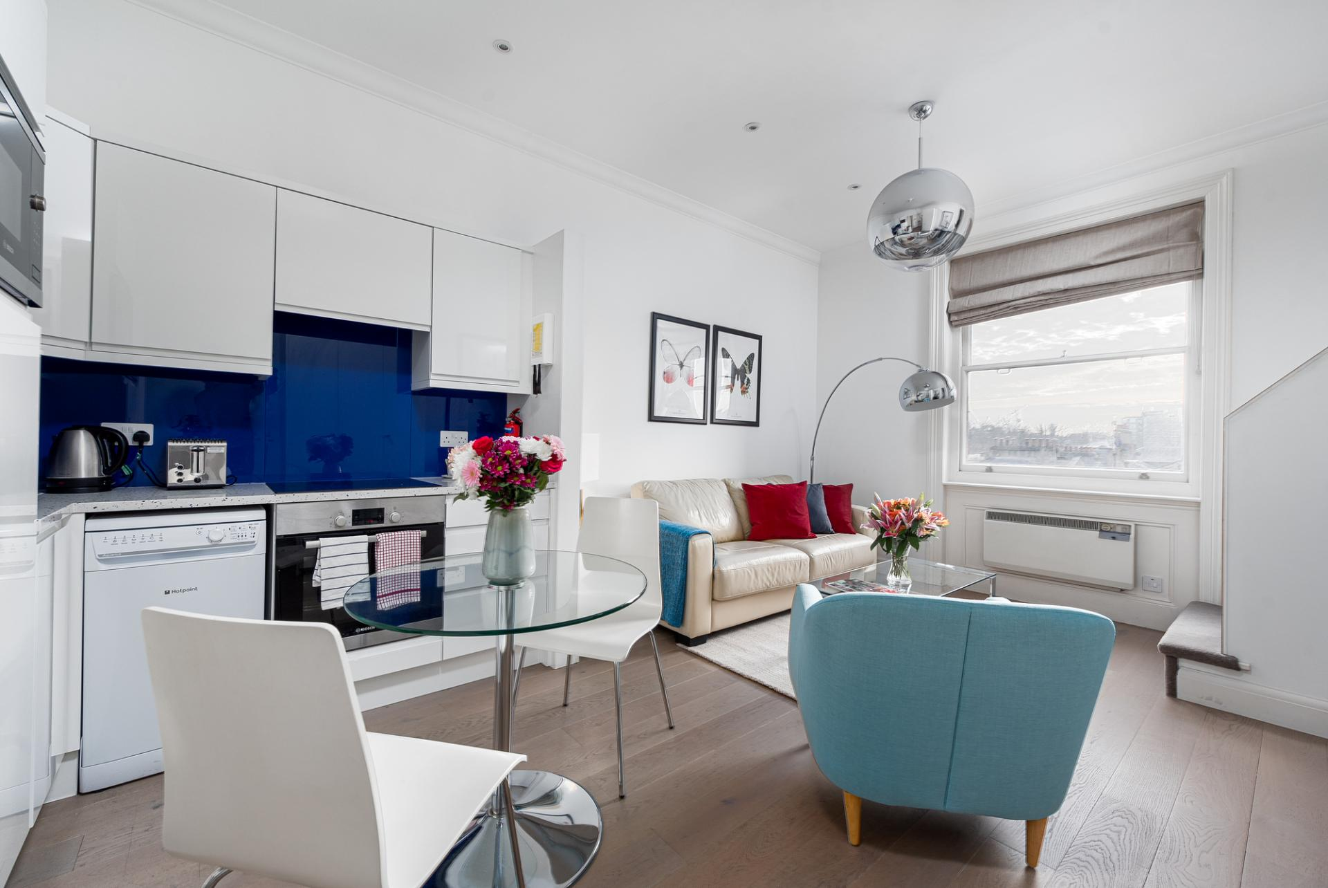 Layout at Draycott Place Serviced Apartments, Chelsea, London - Citybase Apartments
