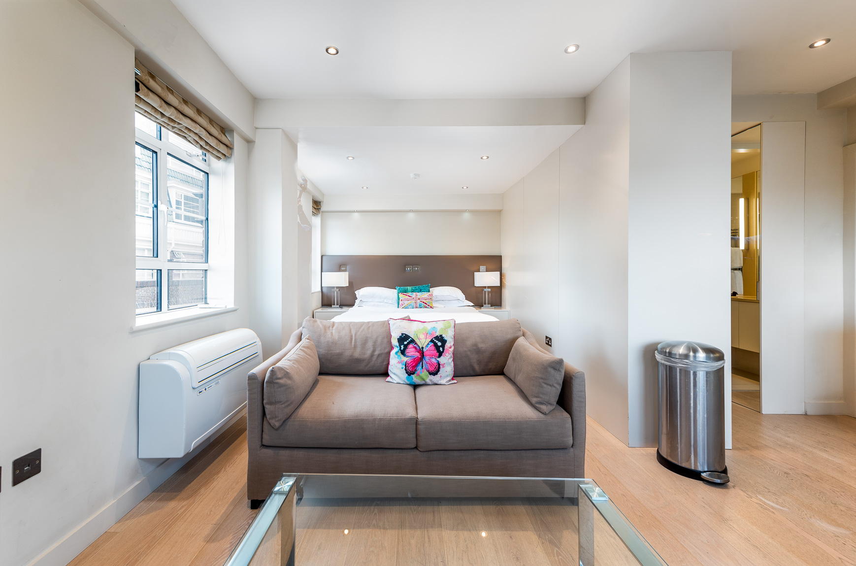 Studio at Nell Gwynn House Accommodation, Chelsea, London - Citybase Apartments