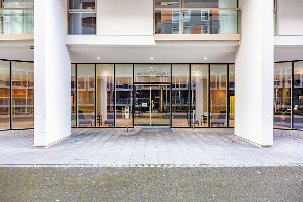 Exterior at Lanterns Court, Canary Wharf, London - Citybase Apartments