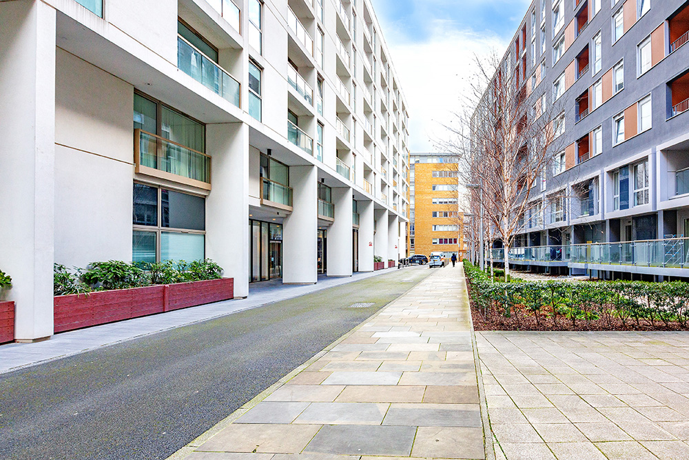 Neighbourhood at Lanterns Court, Canary Wharf, London - Citybase Apartments