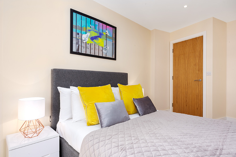 Art at Lanterns Court, Canary Wharf, London - Citybase Apartments