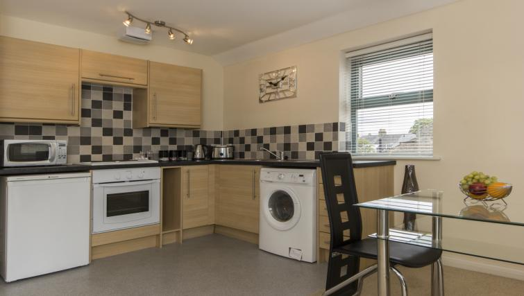 Lovely kitchen in Dove House Apartments - Citybase Apartments