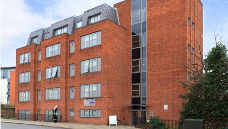 Exterior of SACO Nottingham - The Ropewalk - Citybase Apartments