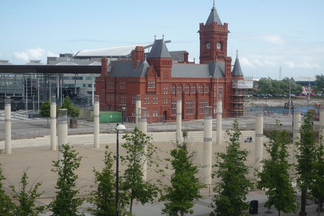 Views at The Quayside Apartments, Atlantic Wharf, Cardiff - Citybase Apartments