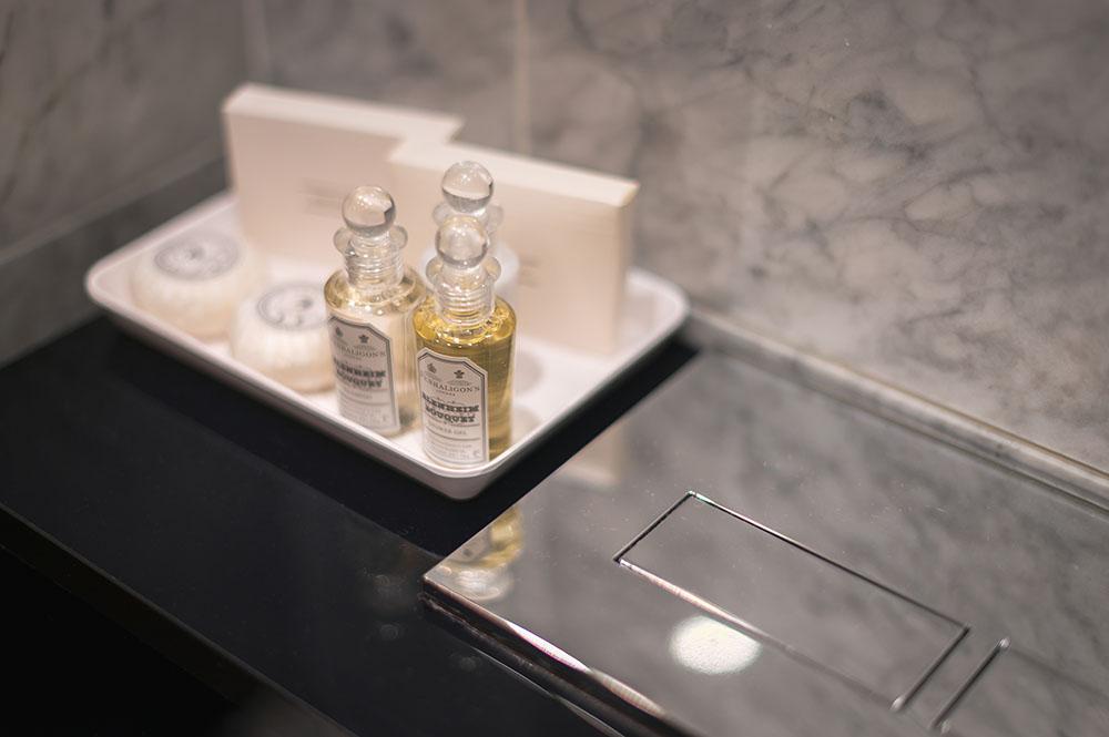 Toiletries at 10 Curzon Street Apartments, Mayfair, London - Citybase Apartments