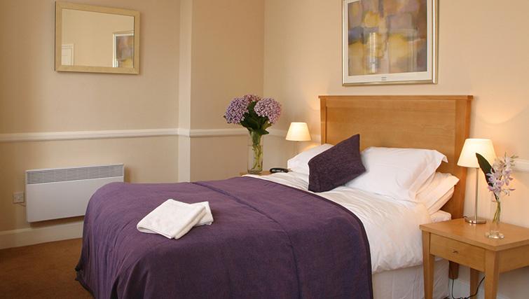 Bedroom atSACO Bristol - West India House - Citybase Apartments