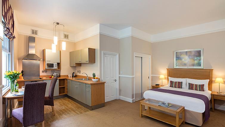 Studio at SACO Bristol - West India House - Citybase Apartments
