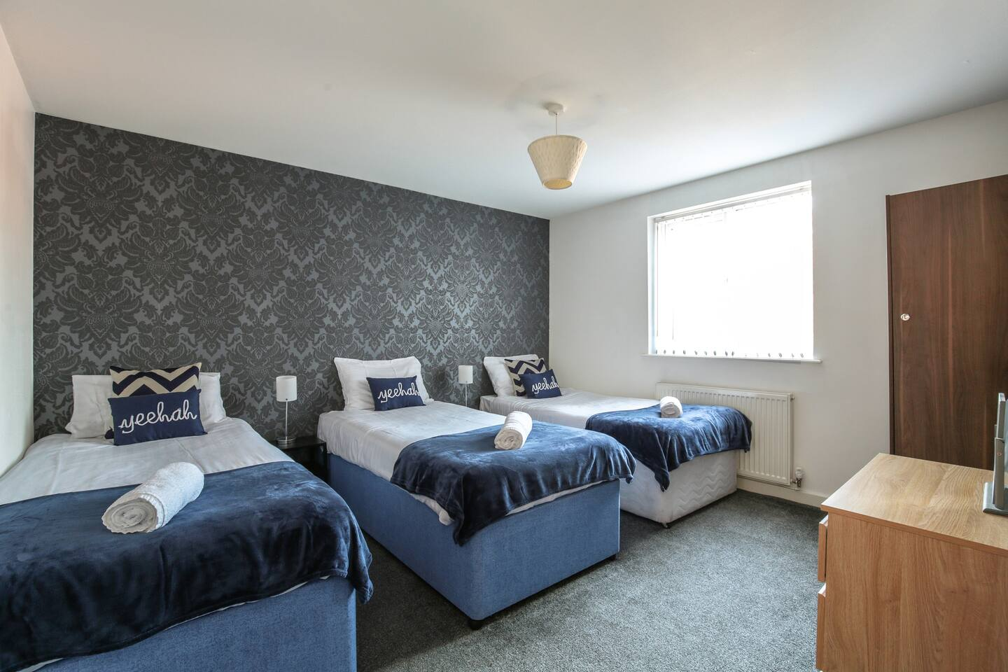 Beds at Young House, Vauxhall, Liverpool - Citybase Apartments