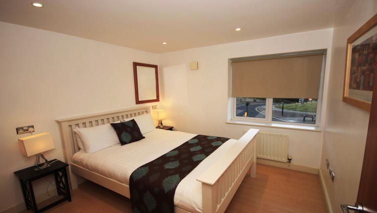 Bed at High Quays Apartments - Citybase Apartments