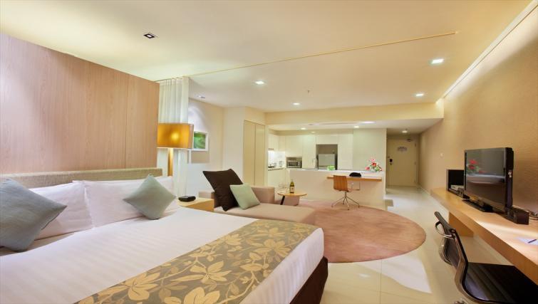 Studio apartment at PARKROYAL Serviced Suites Kuala Lumpur - Citybase Apartments