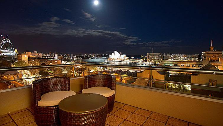 View from Rendezvous Hotel Sydney The Rocks - Citybase Apartments