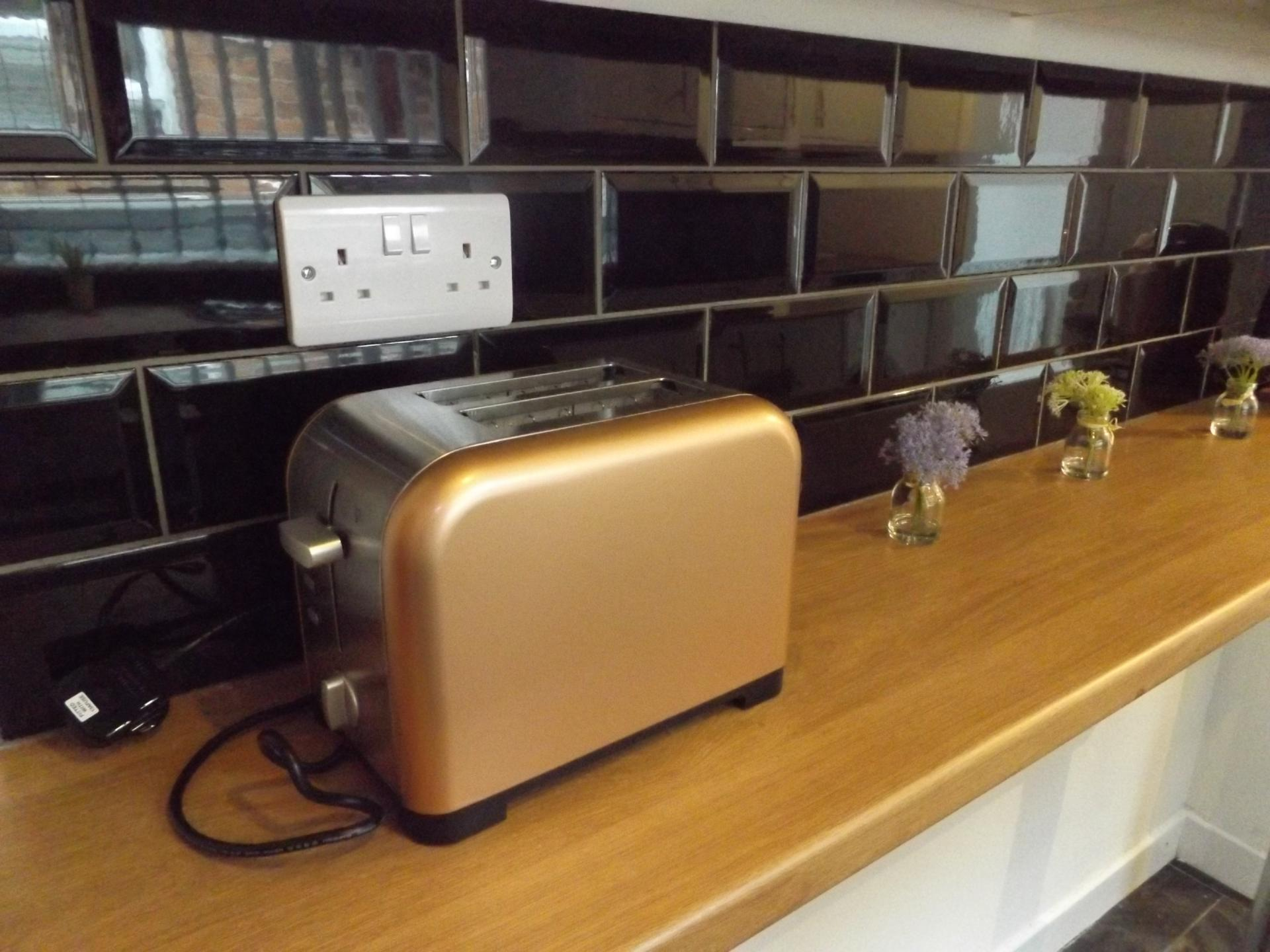 Toaster at Leicester City House, Aylestone, Leicester - Citybase Apartments