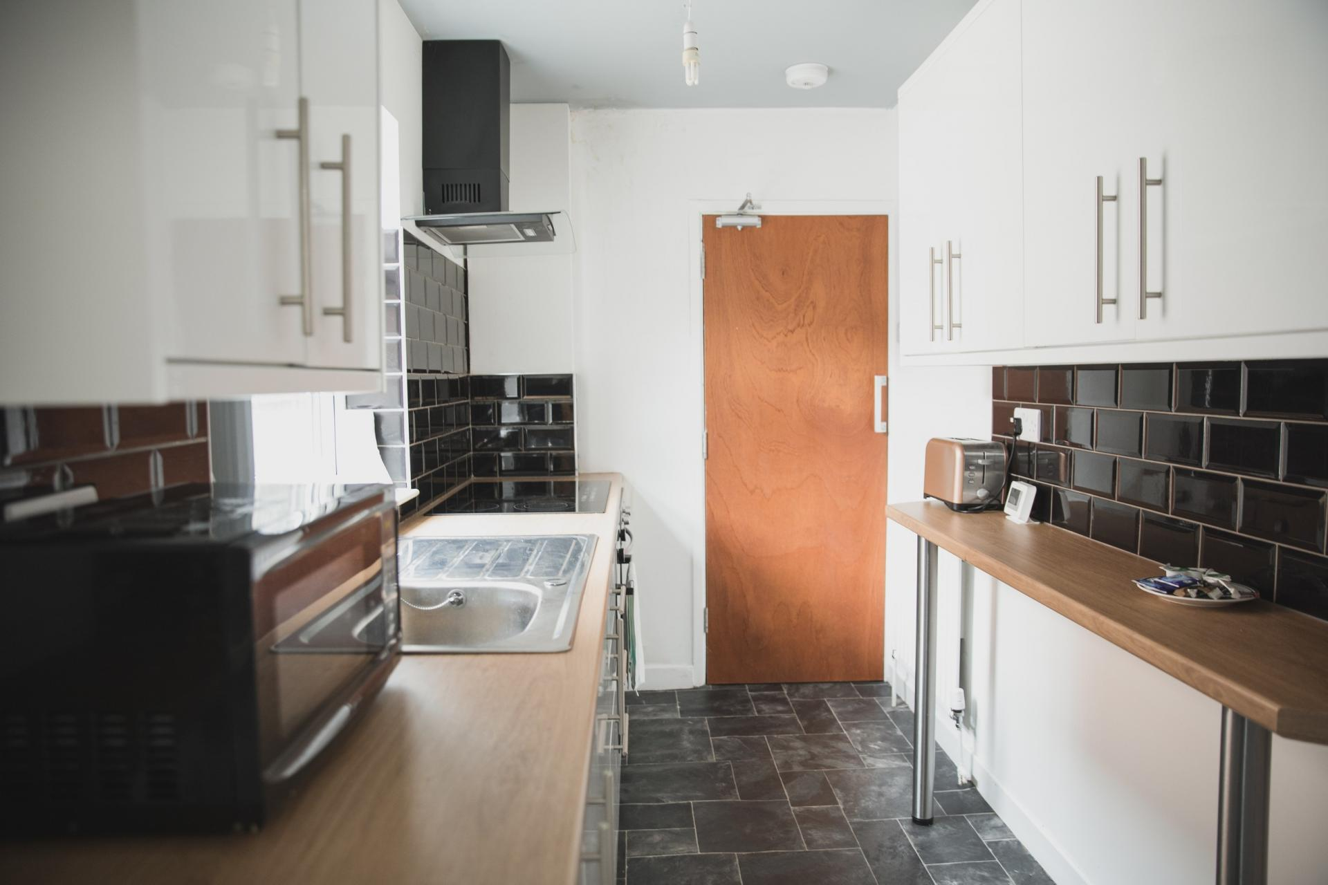 Appliances at Leicester City House, Aylestone, Leicester - Citybase Apartments