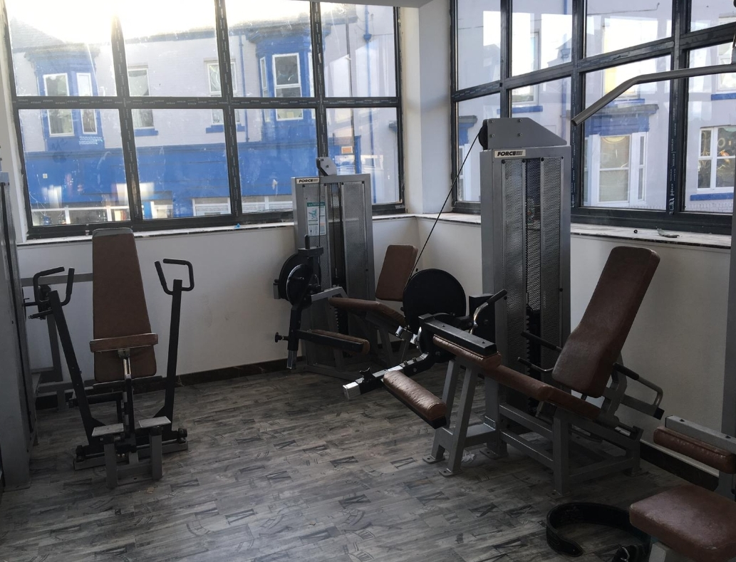 Gym at Sunderland Central Studios, Centre, Sunderland - Citybase Apartments