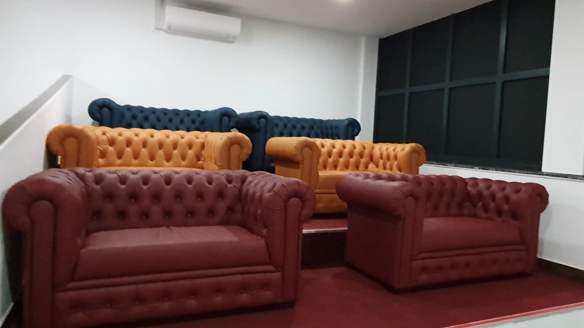 Sofas at Sunderland Central Studios, Centre, Sunderland - Citybase Apartments