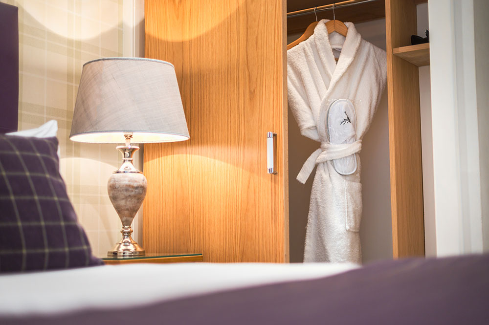 Robe at Thistle Street Braid Apartments, Centre, Edinburgh - Citybase Apartments