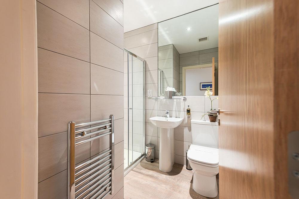 WC at Thistle Street Braid Apartments, Centre, Edinburgh - Citybase Apartments