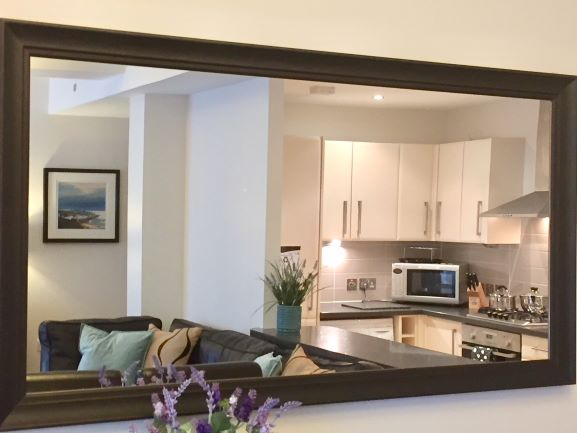 Mirror at Inverness High Street Apartments, Centre, Inverness - Citybase Apartments