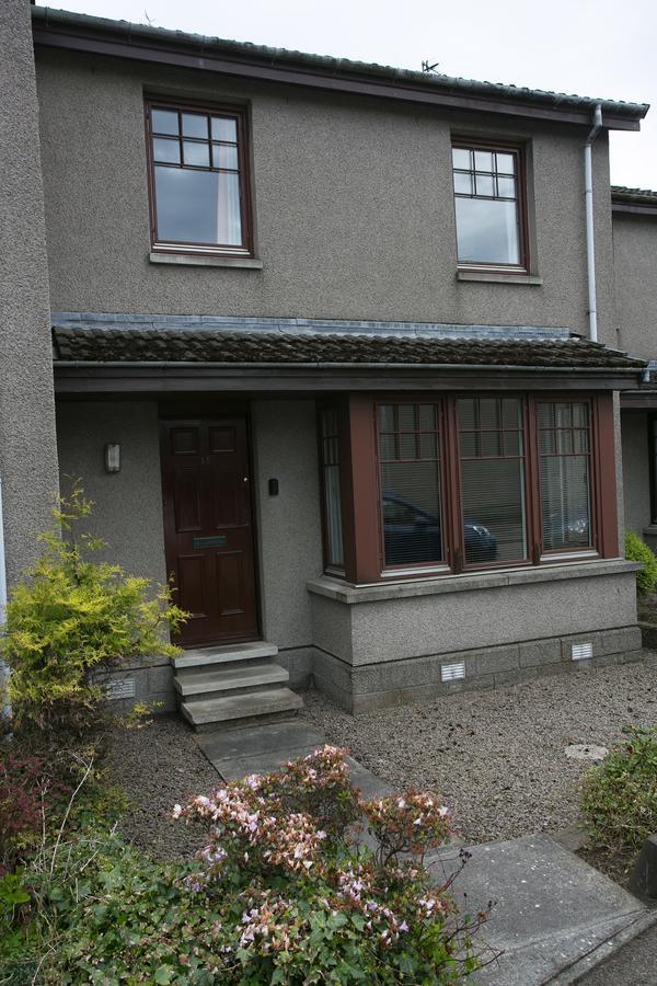 Exterior of Allenvale Gardens House, Ruthrieston, Aberdeen - Citybase Apartments