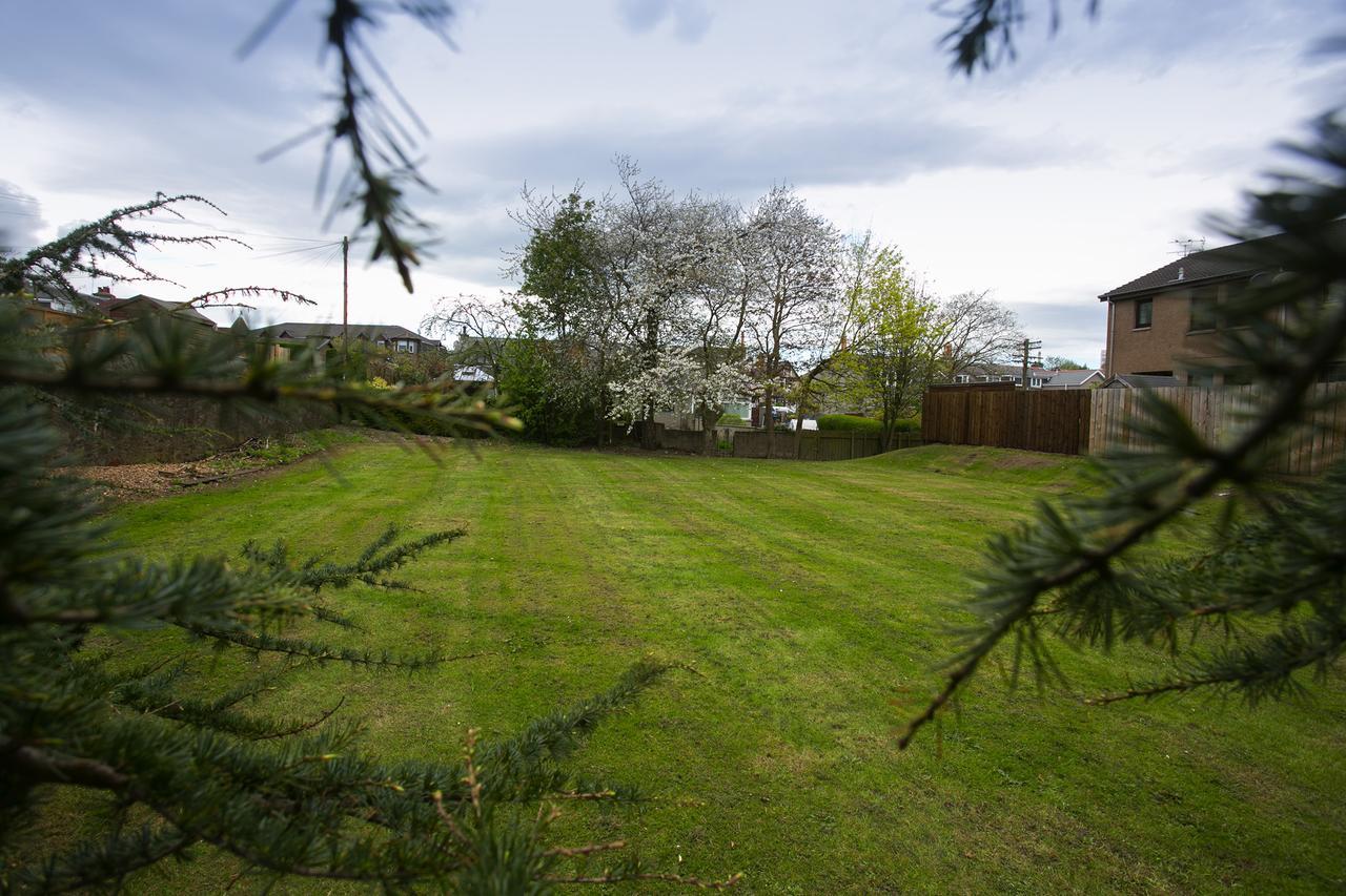Garden at Allenvale Gardens House, Ruthrieston, Aberdeen - Citybase Apartments
