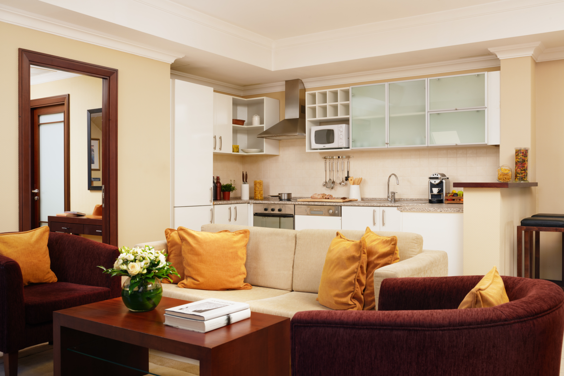 Layout at Corinthia Budapest Apartments, Centre, Budapest - Citybase Apartments