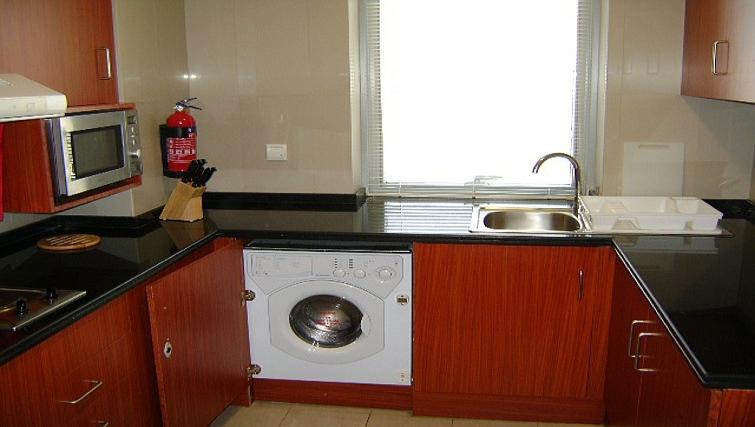 Lovely kitchen in Metro Deira Apartments - Citybase Apartments