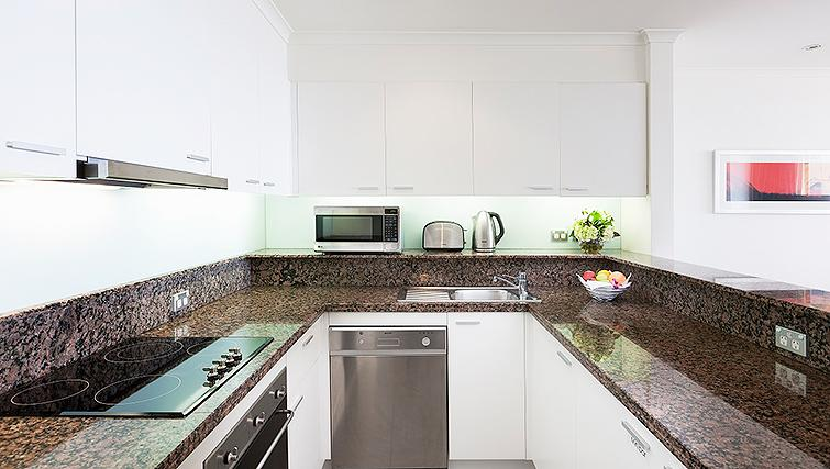 Fully equipped kitchen - Citybase Apartments