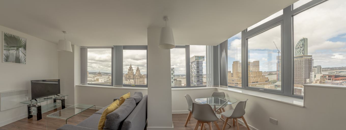Views at Dream Apartments Silkhouse Court, Centre, Liverpool - Citybase Apartments