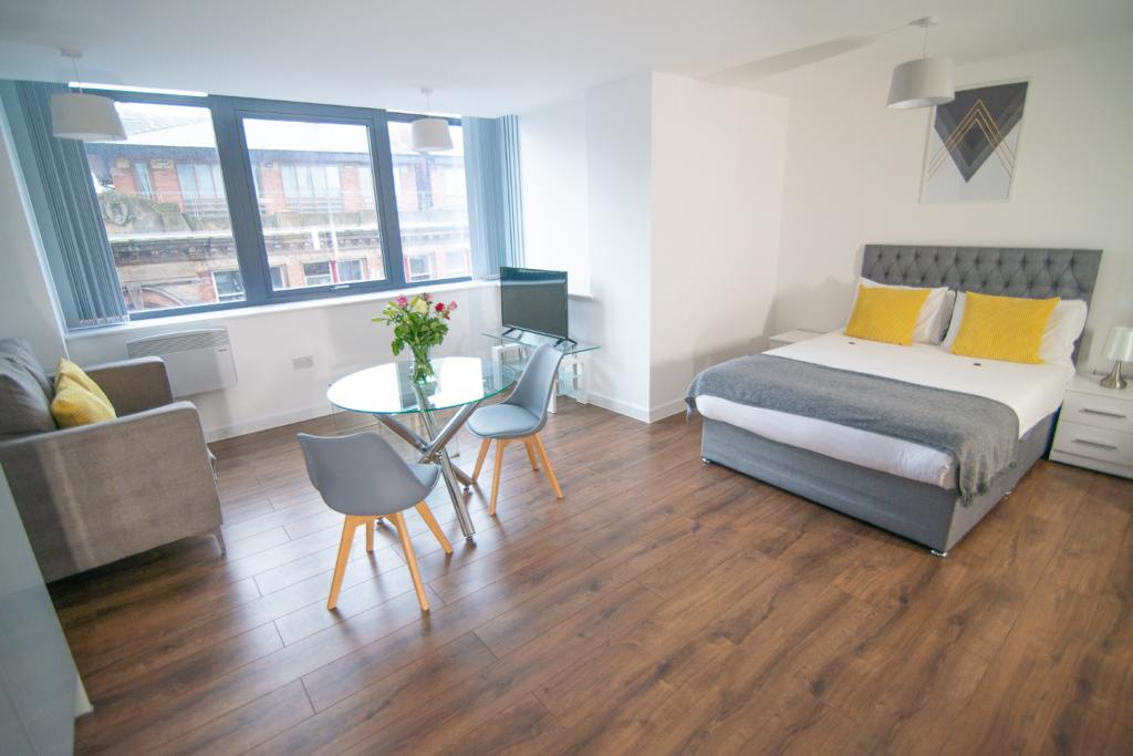 Dream Apartments Silkhouse Court, Centre, Liverpool - Citybase Apartments