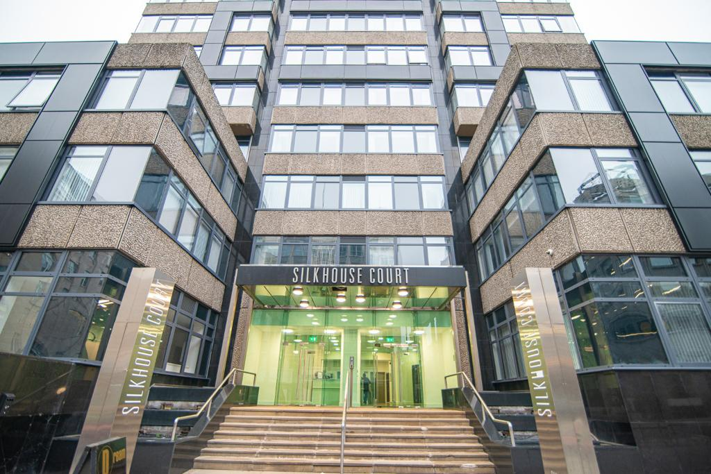 Exterior at Dream Apartments Silkhouse Court, Centre, Liverpool - Citybase Apartments