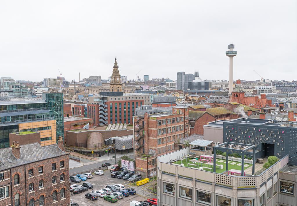 Views from Dream Apartments Silkhouse Court, Centre, Liverpool - Citybase Apartments