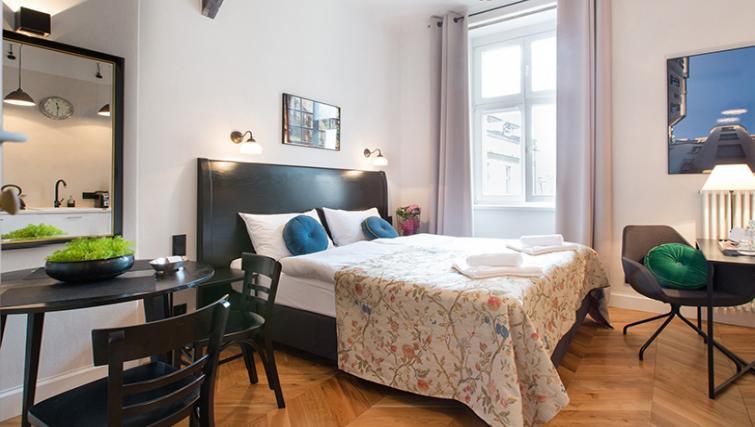 Studio apartment at Antique Apartments - Citybase Apartments