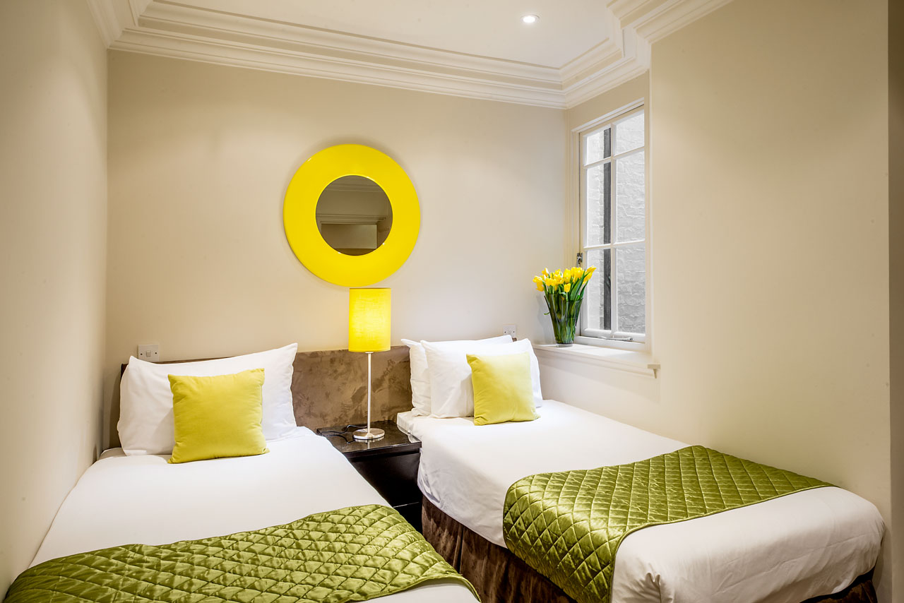 Beds at Chelsea - Draycott Place Apartments, Chelsea, London - Citybase Apartments
