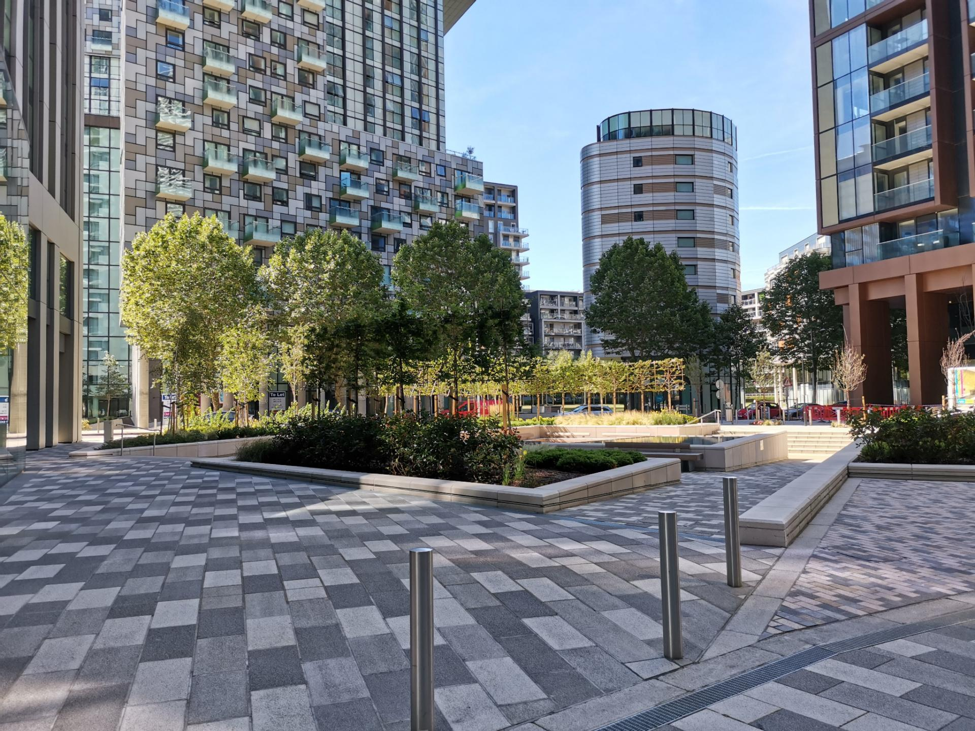 Exterior at Canary Wharf Apartments By Charles Hope, Canary Wharf, London - Citybase Apartments
