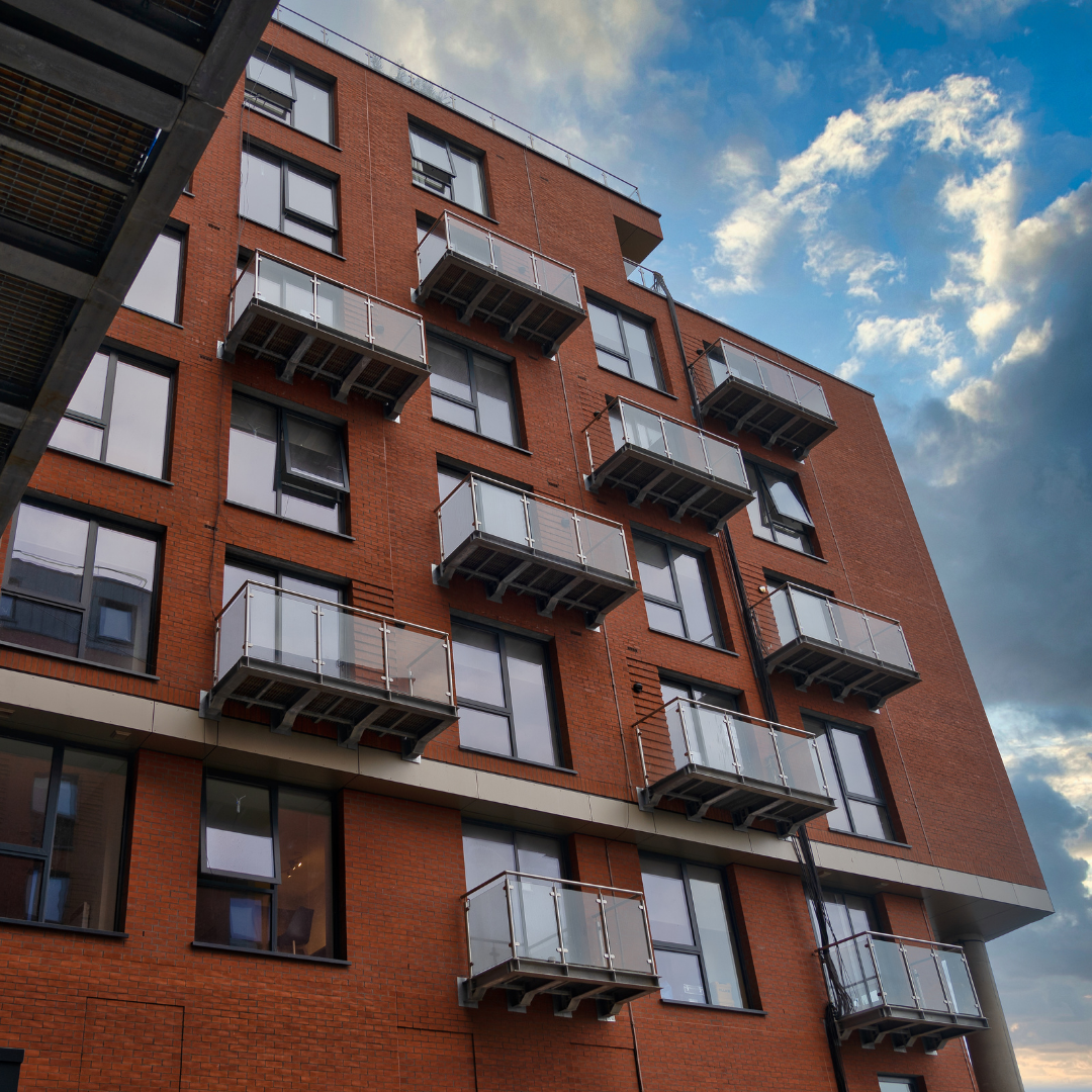 Outside of Dream Apartments Manchester, Salford, Manchester - Citybase Apartments
