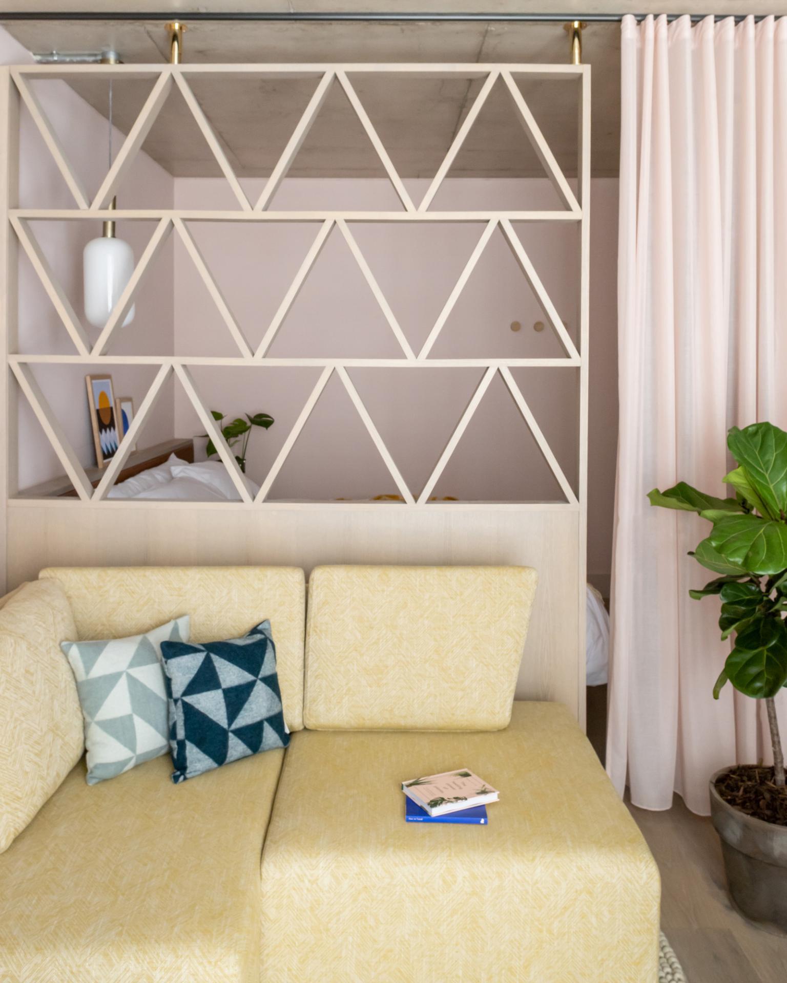 Sofa at Zanzibar Locke Apartments, Centre, Dublin - Citybase Apartments