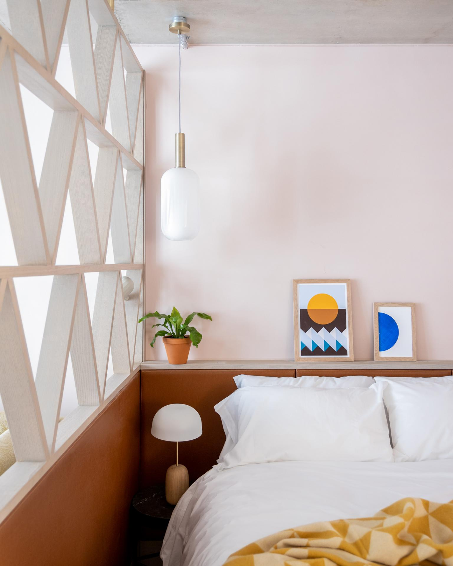 Bedroom at Zanzibar Locke Apartments, Centre, Dublin - Citybase Apartments