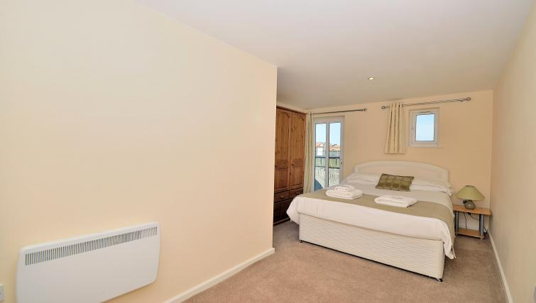 Living area at Chester Racecourse Apartments - Citybase Apartments