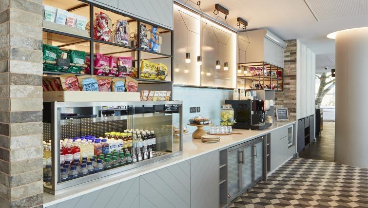 Shop at Residence Inn London Kensington, Earls Court, London - Citybase Apartments