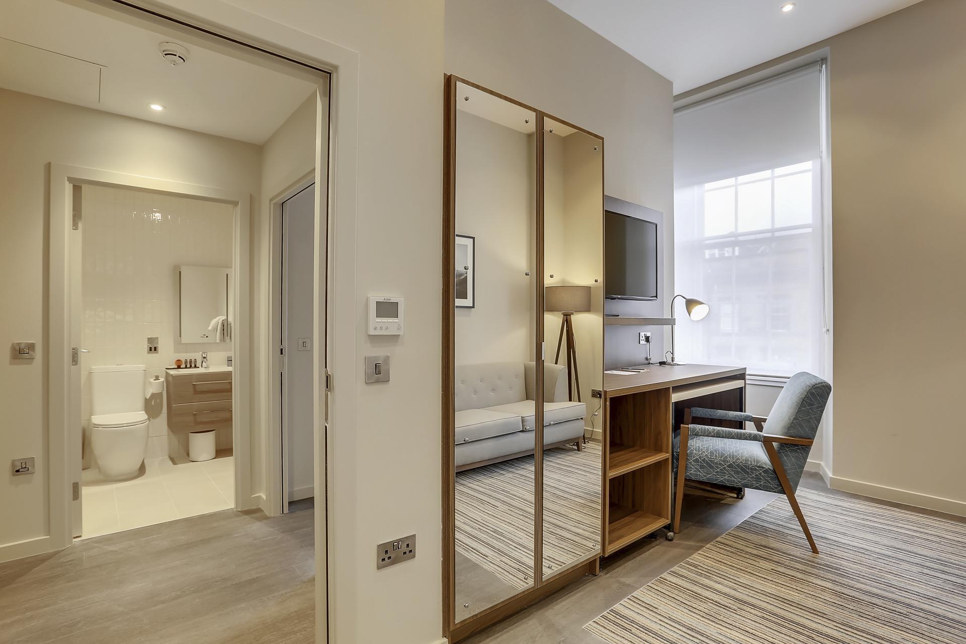 Apartment at Native Edinburgh Apartments, Centre, Edinburgh - Citybase Apartments