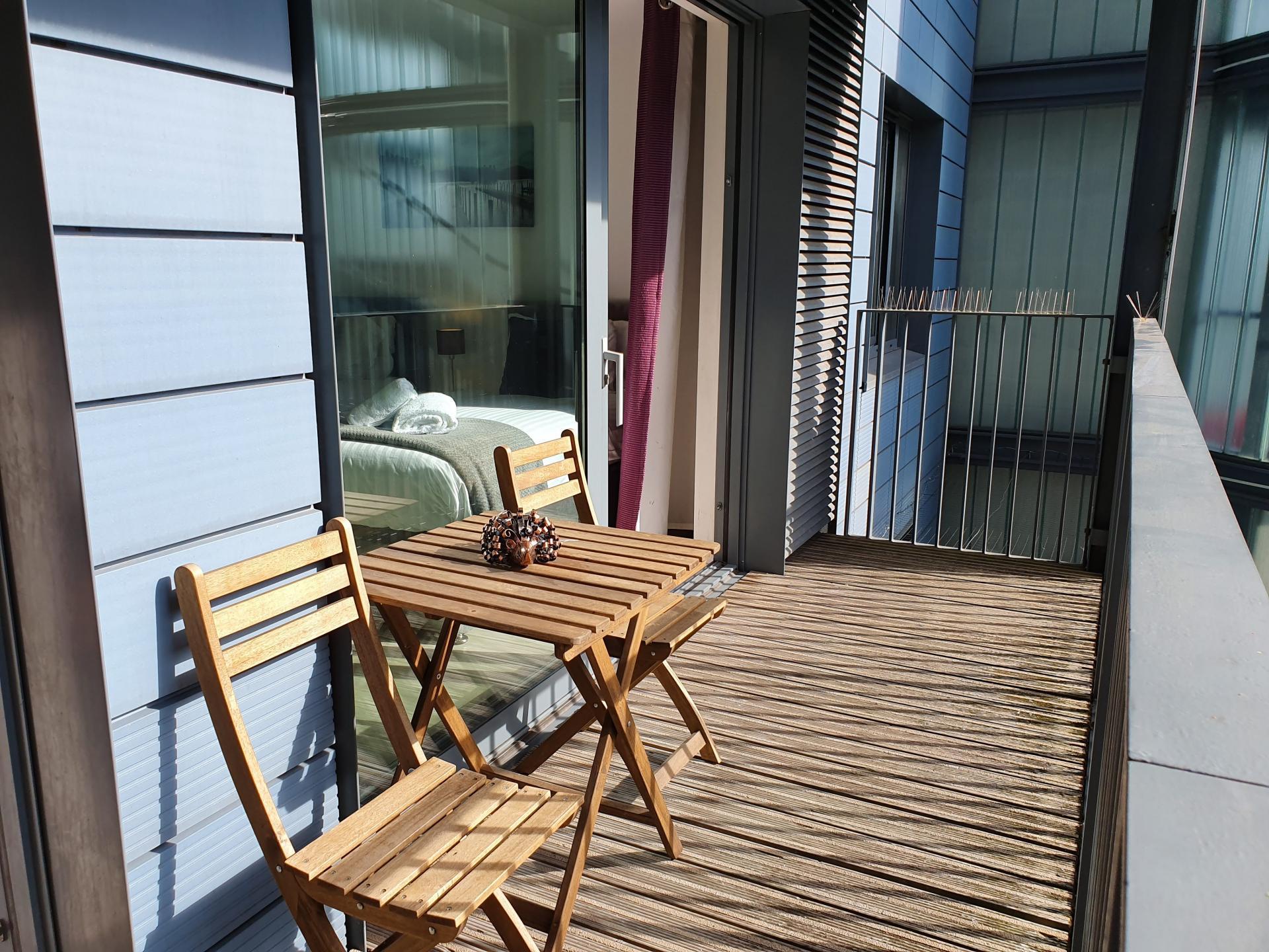 Balcony at Providence Apartments, Centre, Maidenhead - Citybase Apartments