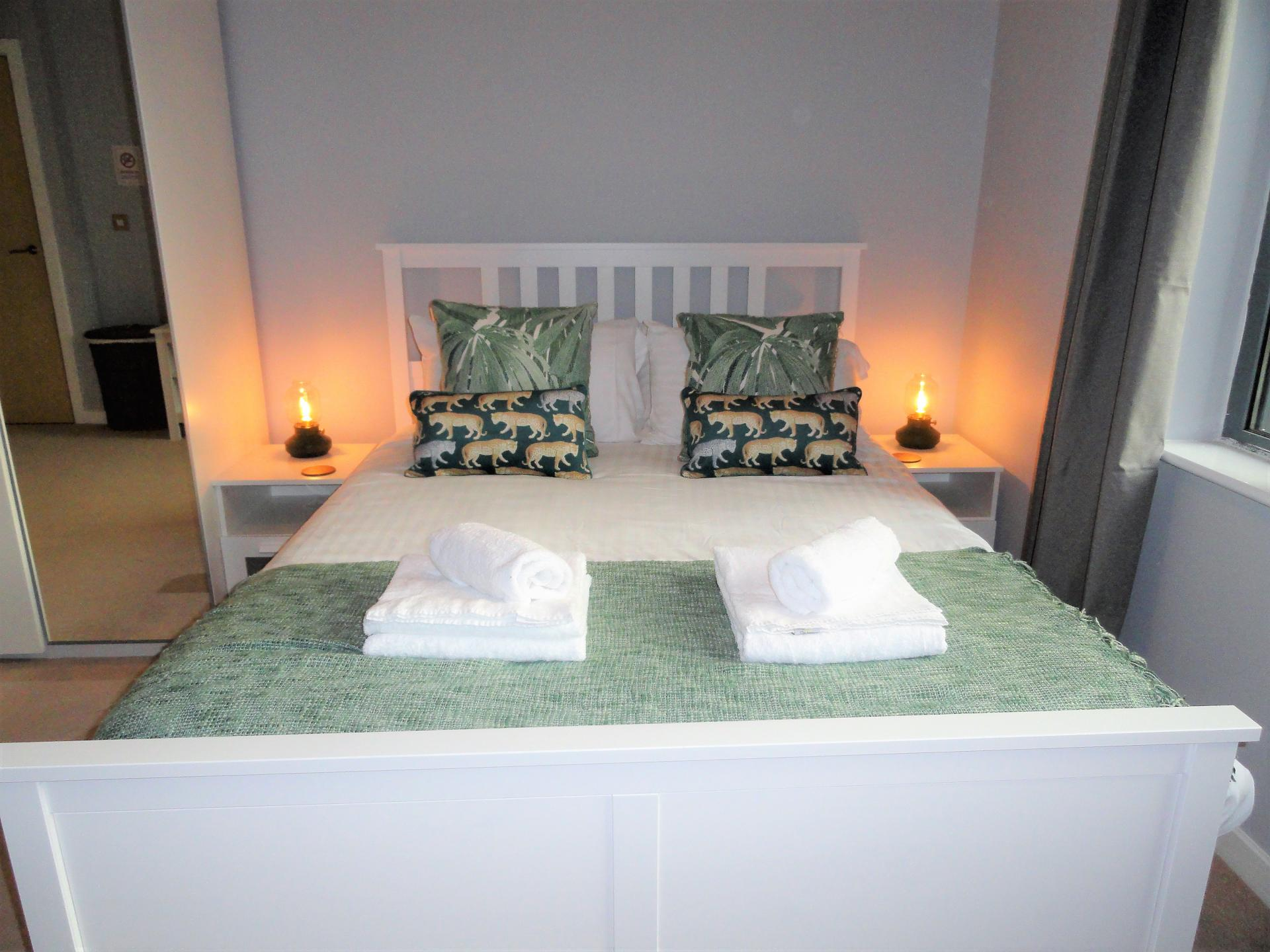 Bed at Providence Apartments, Centre, Maidenhead - Citybase Apartments