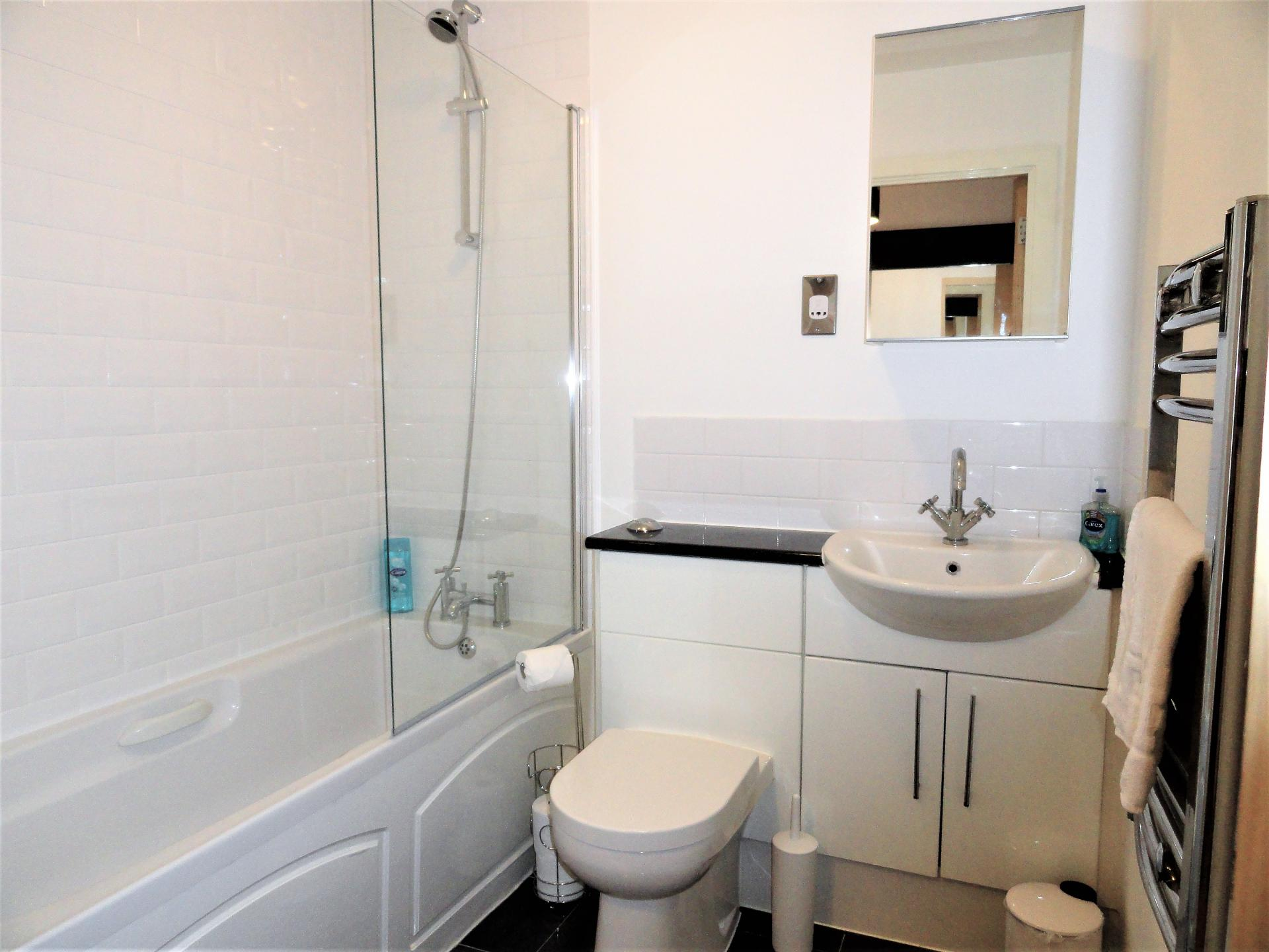 Bath at Providence Apartments, Centre, Maidenhead - Citybase Apartments