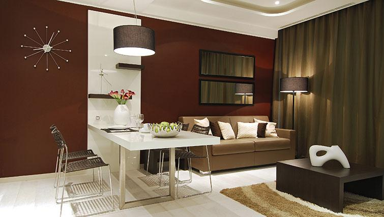 Dining area in the New York Residence - Citybase Apartments