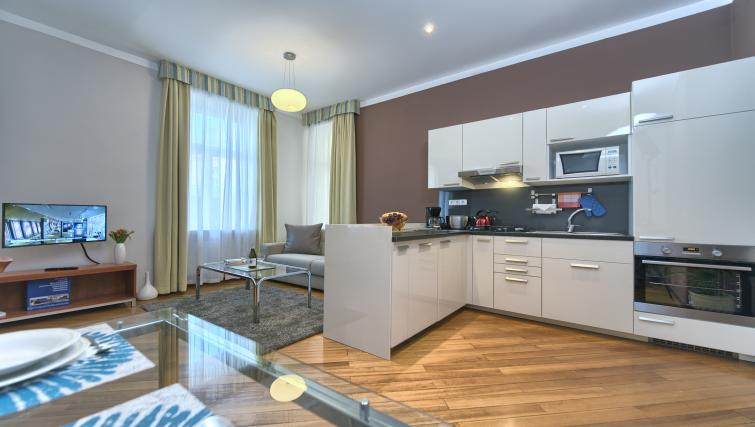 Studio room at Residence Masna Apartments - Citybase Apartments
