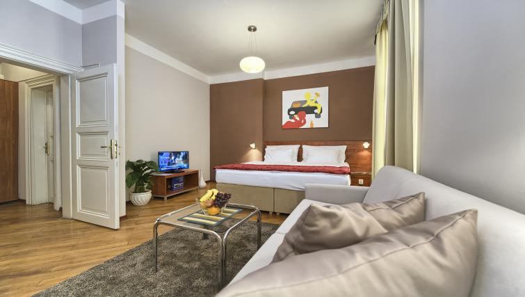 Bright studio at Residence Masna Apartments - Citybase Apartments