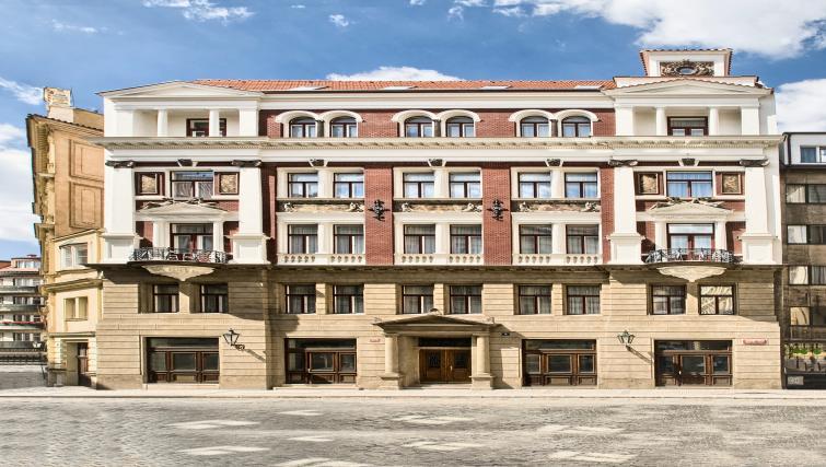 Exterior view of Residence Karolina Apartments - Citybase Apartments