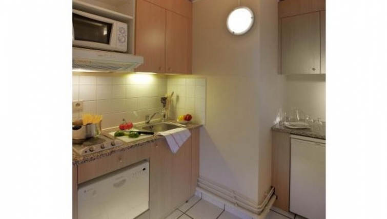 Pristine kitchen in Citadines Wilson Apartments - Citybase Apartments